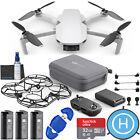 DJI Mavic Mini Fly More Combo Portable Drone Quadcopter Ultimate Travel Bundle