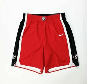 Nike Digital Georgia Bulldogs Team Men's Large Basketball Short CQ4300 Red