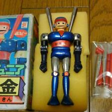 Poppy Chougoukin Robbot Jr in box Vintage Rare Figure Collectibles Japan F/S
