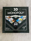 """Charles Fazzino """" New York """" Monopoly Sold Out Edition Signed #761 missing cards"""