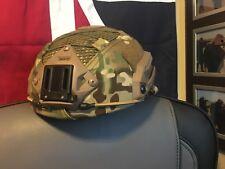 Tactical helmet airsoft HELMET Maritime HELMET OPSCORE MULTICAM Crye Precision,
