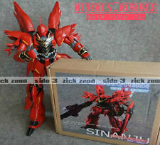 Metal Detail-Up Parts Set For Bandai MG 1/100 Sinanju ver.Ka OVA  SHIP FROM USA