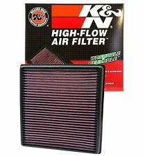 K&N engine air filter, washable and reusable:  2011-2018 Dodge/Chrysler/Fiat...