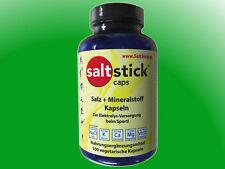 (20,45€/100g)   Salt Stick Caps  - 100 Kapseln/Mineralstofftabletten/Salzkapseln