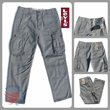 Levis Ace Cargo Pants Mens Relaxed Fit 100% Cotton MANY SIZES BRAND NEW