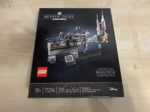 [LEGO] Star Wars Bespin Duel Building Set (75294)