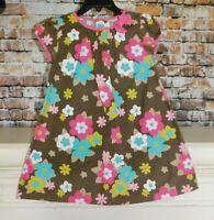 Carter's Toddler Girls Light Weight Easter Dress 24 M 2 Pc Retro Diaper Cover
