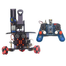 Adeept Omnidirectional Wheels Smart Car Kit for Arduino with Remote Control 2.4G