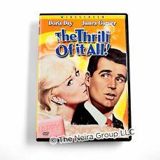 The Thrill Of It All DVD New Doris Day James Garner