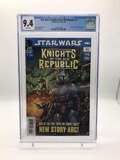 Star Wars: Knights of the Old Republic #7 Rohlan Dyre Dark Horse CGC 9.4