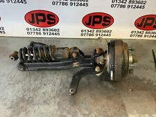 o/s/f suspension strut, arm + hub X Yamaha petrol golfbuggy / golf cart..£50+VAT