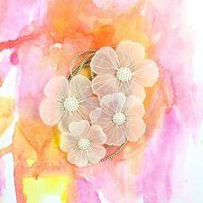 "BRAND NEW PRIMA FLOWERS ""SUNSET - DARK"" TRANSLUCENT VELLUM  577865"