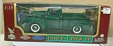 ROAD LEGENDS 1948 Ford F-1 Pick Up GREEN 1:18 Die Cast COLLECTION         3077