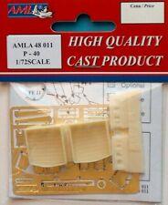 AML 1/48 P-40 Detail set # A48011