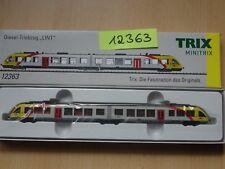 "Trix N  Artikel 12363  Dieseltriebzug ""LINT"", Dig, Sound      Neu /OVP"