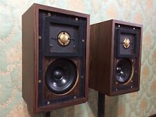 Legendary BBC Harbeth LS3/5A Memorial Edition Loudspeakers (23 & 24 of 30 made)