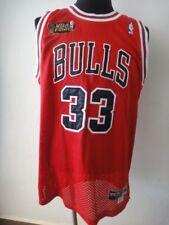 VTG NIKE SCOTTIE PIPPEN NO.33 CHICAGO BULLS FINAL BASKETBALL NBA JERSEY / SHIRT
