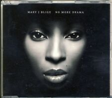 MARY J BLIGE - no more drama  3 trk MAXI  CD & VIDEO   2002