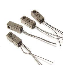 4x Germanium Transistor Telefunken ASY30 / ASY 30, 50er...70er Jahre, NOS