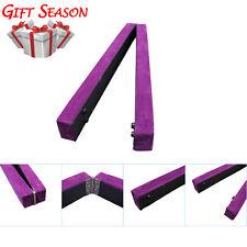 Folding Sectional Balance Beam Gymnastics Gym Skill Performance Training Sports