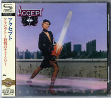 Accept by Accept (CD, Dec-2011, Universal)