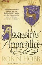 Assassin's Apprentice (The Farseer Trilogy, Book 1) by Robin Hobb (Paperback, 20