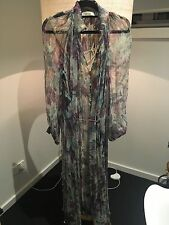 ZIMMERMANN Floral Dresses Long
