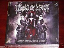 Cradle Of Filth: Darkly, Darkly Venus Aversa - Deluxe Edition 2 CD Set 2010 NEW
