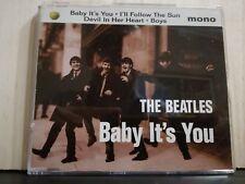 THE BEATLES - BABY IT'S YOU - CD singolo slim case copia E.S.Emi Service - nuovo