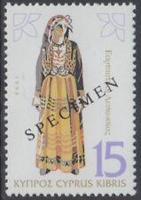 Specimen, Cyprus Sc849 Traditional Costume, Festive female, Nicosia