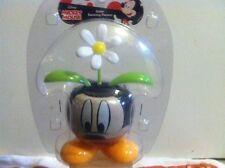 Solar Dancing Mickey Mouse Pot W/White Daisy