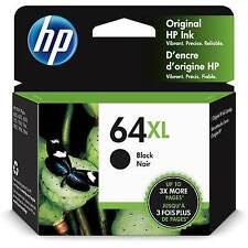 HP 64XL | Ink Cartridge | Black | ~600 pages | N9J92AN