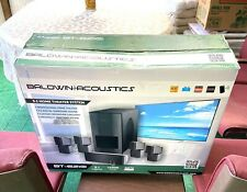 Baldwin Acoustics Bt-6210 5.1 Home Theater System New In Original Box