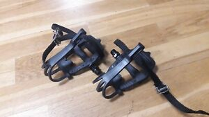 VP Road Pedals Included Clips And Straps