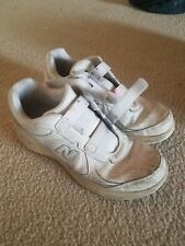 COMPLETELY TRASHED new balance mw577 size 11 mens