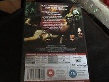 Zombie Virus On Mulberry Street (DVD, 2009) ZOMBIE HORROR FILM. CERT 18 region 2