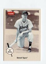 Al Kaline - Detroit Tigers 2002 Fleer Greats  # 67