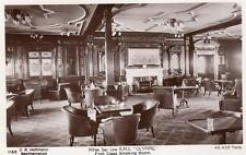 White Star Line Collectable Sea Transportation Postcards