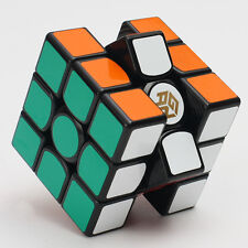 GAN 356s Lite Edition 3x3 Speed Magic Cube Puzzle Contest Twist Puzzle Toy Black