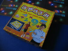 Smath - Children's Maths Learning Game byPressman VERY GOOD/Fair Condition
