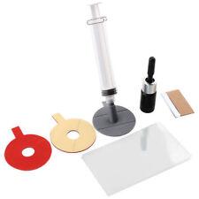 Set of Windscreen Windshield Repair Tool DIY Car Kit Wind Glass Chip & Crack MK