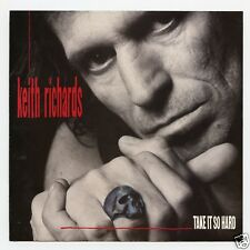 "Keith Richards (Rolling Stones)/Take It So Hard + 1 (U.S./7"" Vinyl Record)"