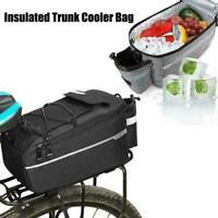 Bicycle Seat Rear Bag Waterproof Bike Pannier Rack Cycling Carrier Pack I2R3