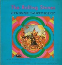 LP ROLLING STONES:THEIR SATANIC MAJESTIES  REQUEST (ED.PAX) NUOVO NON SIGILLATO