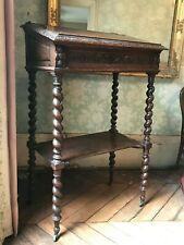 Pupitre ancien louis 13 antik table ? 18eme XVIII ? en chene