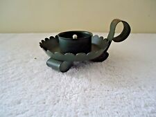 """Vintage Metal Candle Holder """" Great Collectible Item """""""