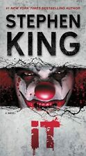 It by Stephen King Mass Market Paperback Book (English)