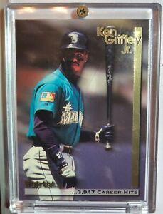 1995 MEGACARDS #19 KEN GRIFFEY JR WISH LIST Baseball Card In Holder MARINERS KGJ