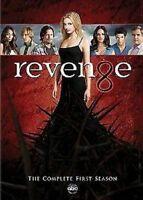 REVENGE - Complete First 1st Season ABC TV Series 5 DVD SET BRAND NEW SEALED