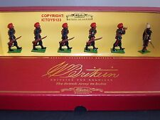 BRITAINS 8955 KOHAT MOUNTAIN BATTERY PUNJAB FRONTIER FORCE METAL TOY SOLDIER SET